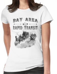 Before Rapid Transit  Womens Fitted T-Shirt