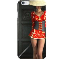 The Gate Keeper iPhone Case/Skin