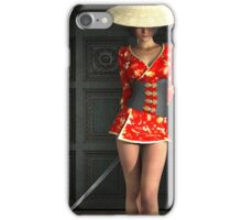 The Gate Keeper iPhone Case/Skin