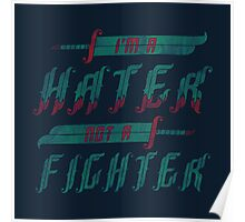 Hater Poster
