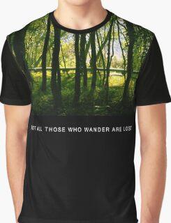 wan′der· Graphic T-Shirt