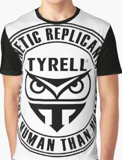 TYRELL CORPORATION - BLADE RUNNER (BLACK) Graphic T-Shirt