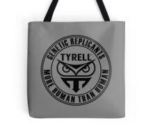 TYRELL CORPORATION - BLADE RUNNER (BLACK) Tote Bag