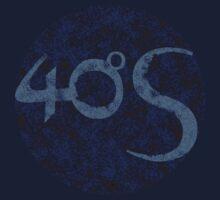 Darkmoon - FourtydegreesSouth logo by 40degreesSouth