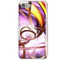 Vicious Web Abstract iPhone Case/Skin