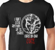 Harvey Dent/Two-Face - Quote (White) Unisex T-Shirt
