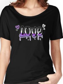 Asexual Love Women's Relaxed Fit T-Shirt