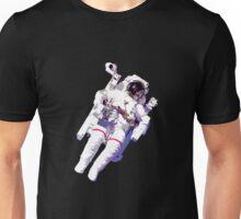 Floating Astronaut Unisex T-Shirt