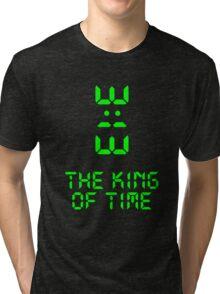 King of Time - 3:13 Tri-blend T-Shirt