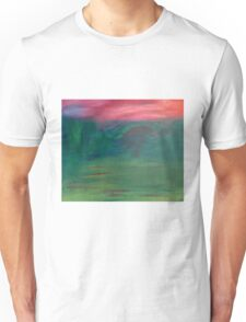 Marsh Sunset Unisex T-Shirt