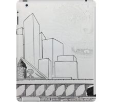 Empty Skyline iPad Case/Skin