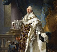 King Louis XVI of France by PattyG4Life