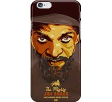 The Mighty Jah Shaka iPhone Case/Skin