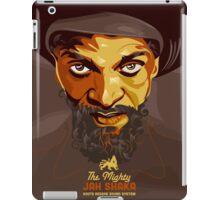 The Mighty Jah Shaka iPad Case/Skin