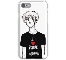 I Love Gumball  iPhone Case/Skin