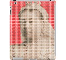 I'm Not Amused - Red iPad Case/Skin
