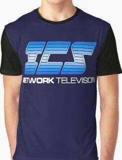 ICS NETWORK TELEVISION - THE RUNNING MAN MOVIE Graphic T-Shirt