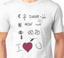 Its Always Sunny In Philadelphia - Charlie - The Nightman Lyrics Unisex T-Shirt