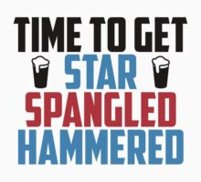 Get Star Spangled Hammered by Alan Craker