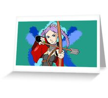 Fire Emblem Fates - Nina Greeting Card