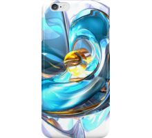 Eternal Flower Abstract iPhone Case/Skin