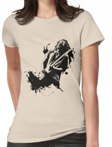 Ink Frusciante Womens Fitted T-Shirt