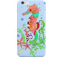 Sea Horse  iPhone Case/Skin