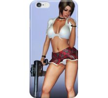 School of hard knocks iPhone Case/Skin