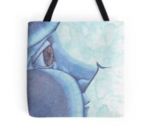 Happy Prince illustration Tote Bag