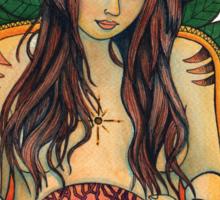 Mother Goddess Sticker