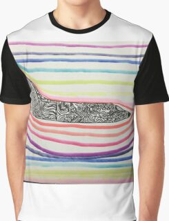 Wind Tunnel Jet Graphic T-Shirt