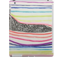 Wind Tunnel Jet iPad Case/Skin
