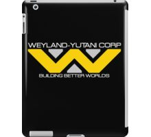Weyland - Yutani Corporation iPad Case/Skin