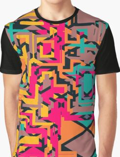 Colorful shapes Graphic T-Shirt