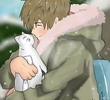Makoto Tachibana - Season 2 Eternal Summer by Amy Liu
