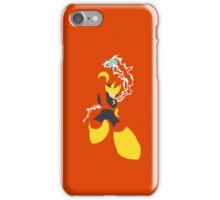 Elec Man iPhone Case/Skin