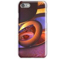Bold Contagion Abstract iPhone Case/Skin