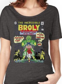 The Incredible Broly Women's Relaxed Fit T-Shirt