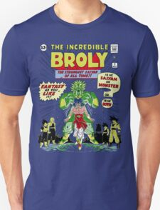 The Incredible Broly Unisex T-Shirt