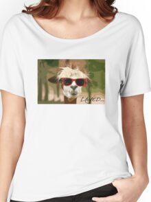 Llama got class Women's Relaxed Fit T-Shirt