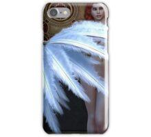Burlesque Feather Dancer iPhone Case/Skin