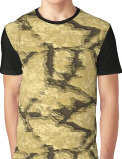 Cracks Graphic T-Shirt