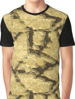 Cracks Graphic T-Shirt