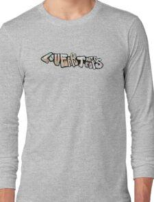 Love art hate cops graffiti Long Sleeve T-Shirt