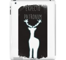 expecto patronum iPad Case/Skin