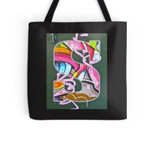 Urban Alphabet S Tote Bag