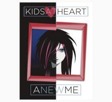 Kids At Heart - A New Me - T-Shirt Design T-Shirt