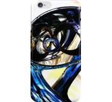 Alien Heart Abstract iPhone Case/Skin