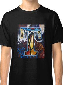 Urban Alphabet T Classic T-Shirt