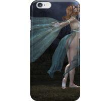Moonlit Stroll iPhone Case/Skin
